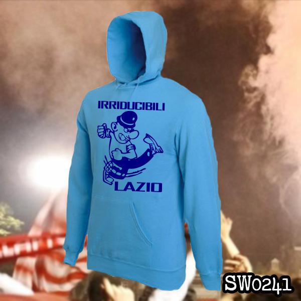 Lazio sweat irriducibili ultras for Irriducibili shop