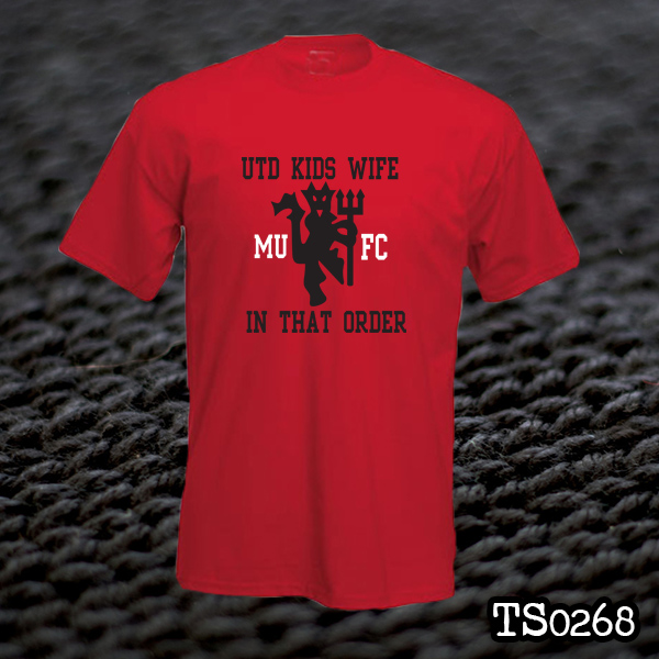 01b325c09 MANCHESTER UNITED T-shirt - UTD,KIDS,WIFE
