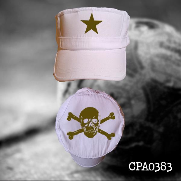 ... ST PAULI SKULL – ARMY CAP. cpa0383 mavro. cpa0383 aspro 224b6878256c
