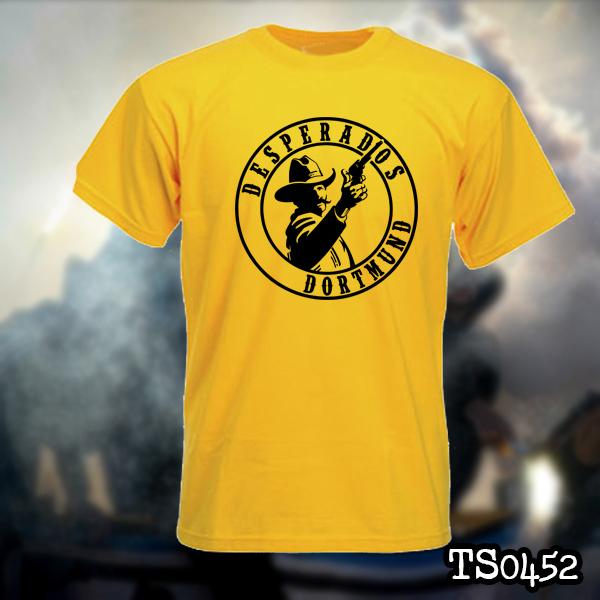 Dortmund T Shirt Desperados Ultras Store Com